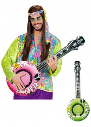 Banjo Gonflable Hippie