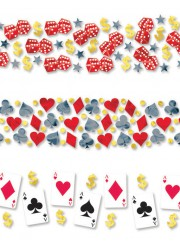 Confettis de table casino (34 g)