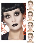 Maquillage de gothique Halloween