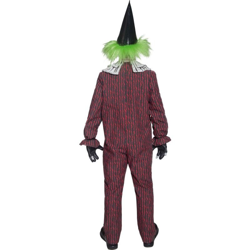 D guisement clown d 39 halloween adulte mister fiesta - Deguisement halloween adulte ...