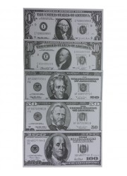 Billets Dollars US (x100)